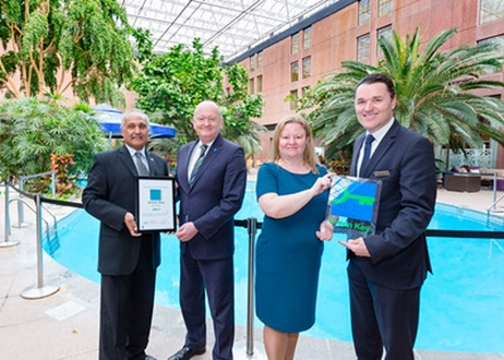 Top hotels recognised for their green credentials