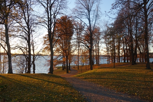 Finland - World Parks Week feature park: Hatanpää Mansion Park and Arboretum