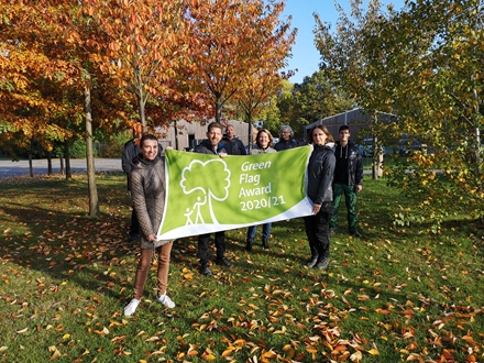 European Green Flag Award winners celebrate 2020 success